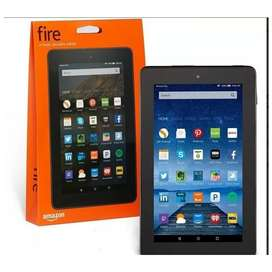 TABLET 7 AMAZON KINDLE FIRE QUADCORE 1.3GHZ 1GB 16GB WIFI DUAL BAND AL