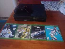 Vendo xbox one nitida