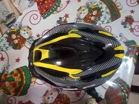Vendo dos casco para bicicleta