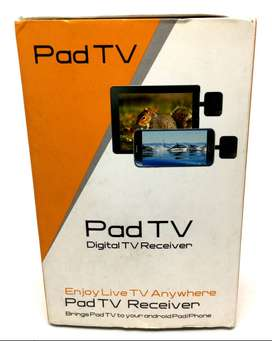 Television TDT digital HD para su celular V8 Gratis (decodificador)