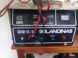 Se vende cargador de bateria