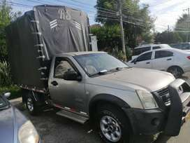 Venta de Camioneta Chevrolet Luv Dimax Diesel 2500 cc