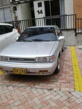 Motivo Viaje Vendo Toyota Corolla Full