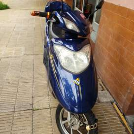 Vendo lucky lion electrica