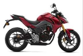 Honda CB 190 0km c/Cuotas fijas 100% Financiado con DNI!!