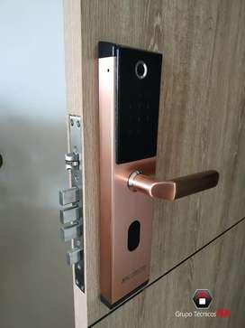 Cerraduras de Huella - Chapas con Huella Dactilar - Cerraduras Biométrica - Cerraduras Digitales, Chía - Cajicá - Bogotá