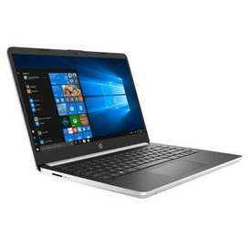 Notebook HP 14 core i3 10ma GEN 4gb ram SSD 128gb - LOCAL EN NVA CBA