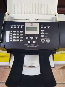HP Officejet J 3680 All in one