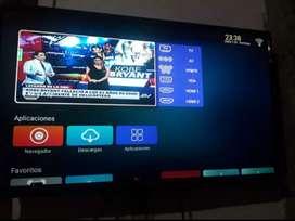 Smart tv global 32 pulgadas
