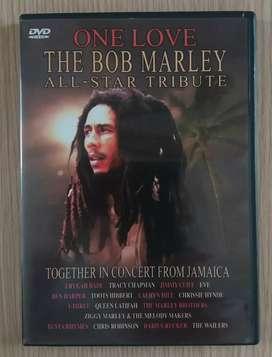 DVD Concierto en vivo Tributo a Bob Marley. Como Nuevo ¡Importado!