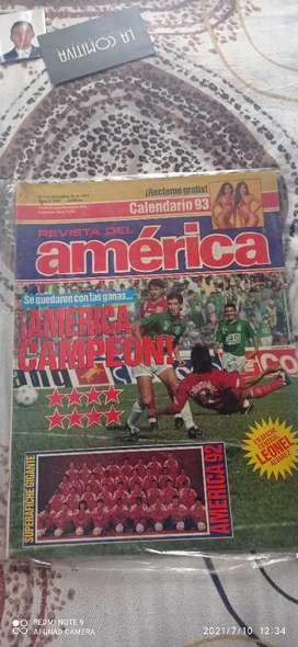 REVISTAS DEL AMERICA DE CALI