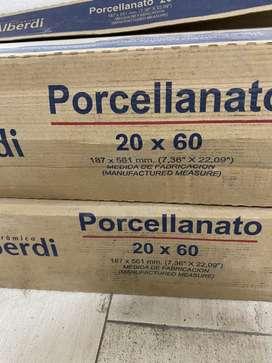 Vendo dos cajas de porcelanato