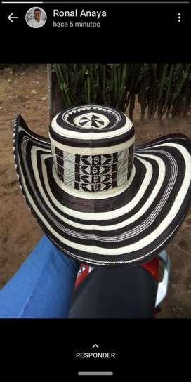 Sombrero Vuelteado