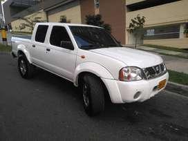 Vencambio Nissan Frontier 2015