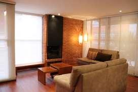 Rento excelente apartamento dúplex en Rosales