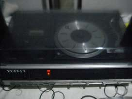 Equipo De Audio Grundig Studio 3010b C/parlantes Exc Sonido