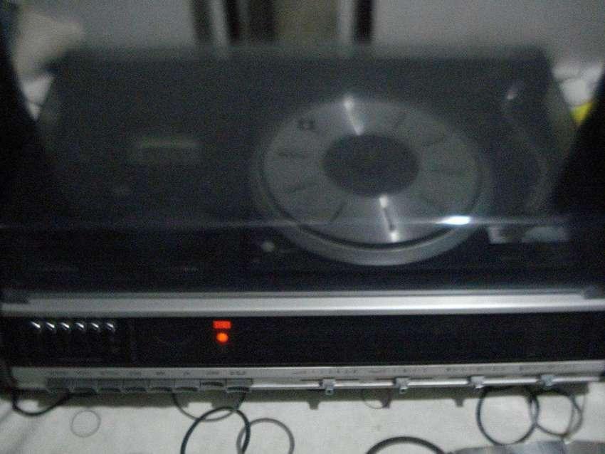 Equipo De Audio Grundig Studio 3010b C/parlantes Exc Sonido 0