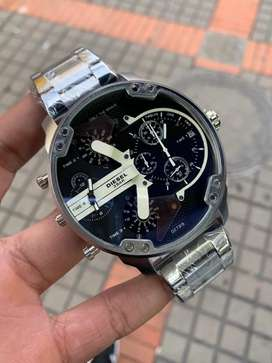 Relojes Diesel Funcional 4 horas Cronógrafo grande