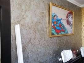 Se realizan trabajos en pintura interior.. Exterior.. Decorativa en estucos venecianos