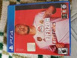 Videojuego FIFA 20 PS4 Físico Original.