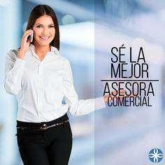 Se solicita asesora comercial *Medellin