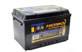 Baterías Herbo nuevas