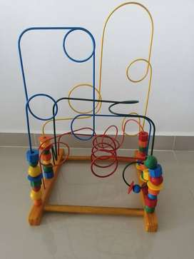Laberinto Montessori