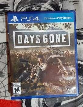 Days gone ps4 usado