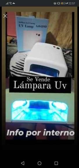 Lámpara Uv