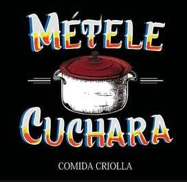 Buscamos mesera para atencion en restaurante criollo en Surquillo