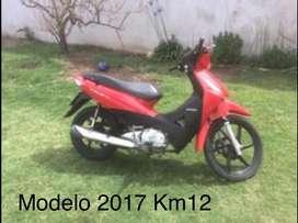 Vendo Honada Biz 125