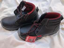 Zapatos punta de acero (Unisex)