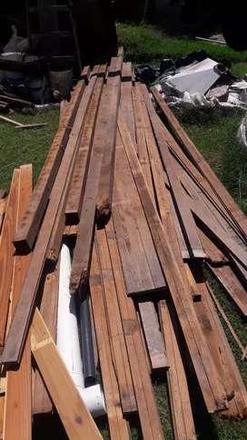 Vendo piso antiguo de madera, ideal para salón de baile