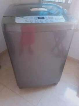 Vendo hermosa lavadora LG