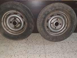 Vendo ruedas fate