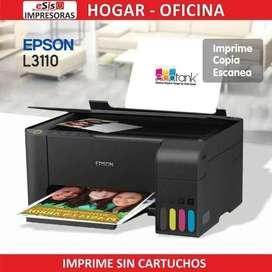IMPRESORA EPSON L3110 MULTIFUNCION ORIGINAL