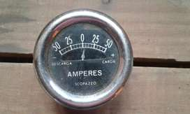 Restauradores autos antigüos amperímetro, taza, aro, luz patente, etc