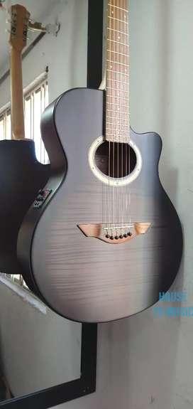 Guitarra Electroacústica folk
