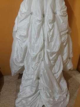 Vestido de novia nuevo claire mansir collection