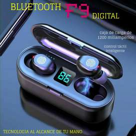 Audífono Bluetooth digital