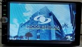 Radio para Carro con Tdt. Televisión