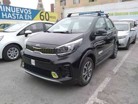 KIA PICANTO 1.2 CC CROSS MT FULL AÑO 2020