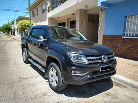 vendo Amarok Highline 2017 impecable