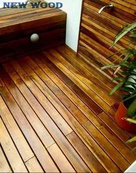 Deck y ducha para jacuzzi consultar