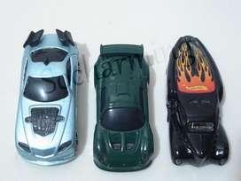 Hot Wheels Lote X 3 Coleccion Mc Donalds No Envio