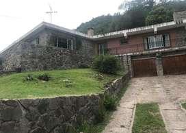 Casa en venta con vista panorámica a la ciudad 2250 metros de lote