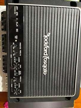 Amplificador bajos pioneer jl rockford