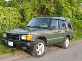Remate Land Rover