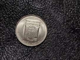 Moneda del bicentenario de cartagena