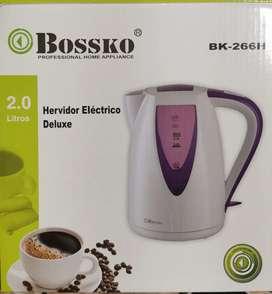 HERVIDOR ELÉCTRICO DELUXE BOSSKO Bk-266H